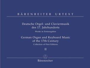 Deutsche Orgel-Und Claviermusik des 17. Jahrhunderts laflutedepan