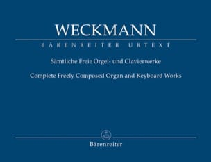 Sämtliche Freie Orgel- und Clavierwerke. laflutedepan