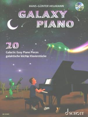 Hans-Günter Heumann - Galaxy Piano - Partition - di-arezzo.fr