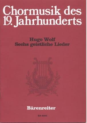 6 Geistliche Lieder Nach Gedichten Von Joseph Von Eichendorff laflutedepan