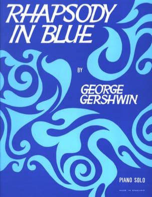 Rhapsody In Blue GERSHWIN Partition Piano - laflutedepan