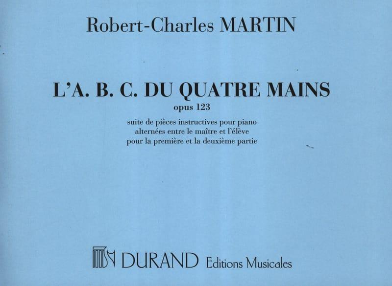 ABC du 4 Mains - Partition - Piano - laflutedepan.com