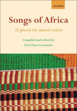 Songs Of Africa Partition Chœur - laflutedepan