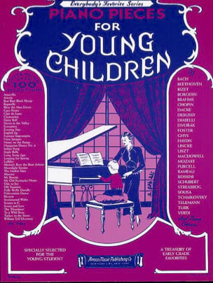 Piano Pieces For Young Children Partition Piano - laflutedepan