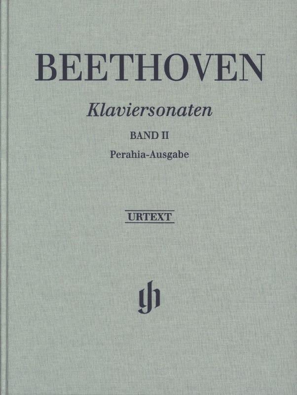 Sonates Pour Piano, Volume 2 - Edition Reliée - laflutedepan.be