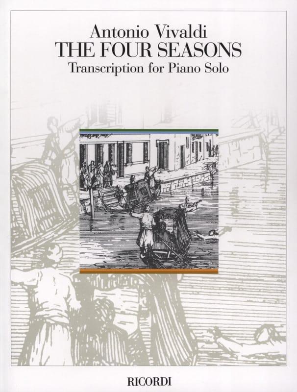 Le 4 Stagioni. Piano - VIVALDI - Partition - Piano - laflutedepan.com