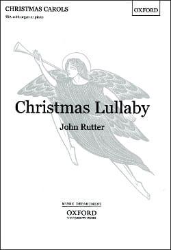 Christmas Lullaby. SSA RUTTER Partition Chœur - laflutedepan