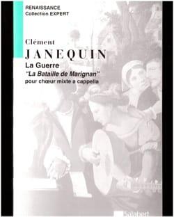 La Bataille de Marignan Clément Janequin Partition laflutedepan