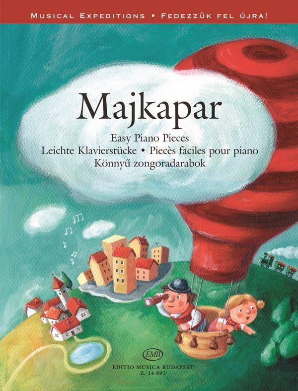 Pièces Faciles - Samuel Moïseevitch Maykapar - laflutedepan.com