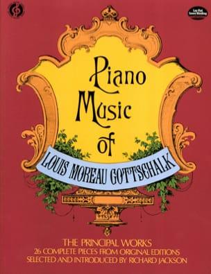 Piano Music GOTTSCHALK Partition Piano - laflutedepan
