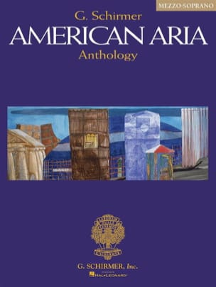 American Aria Anthology. Mezzo Partition Opéras - laflutedepan