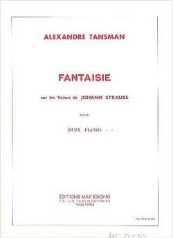 Fantaisie Sur des Valses de Johann Strauss laflutedepan