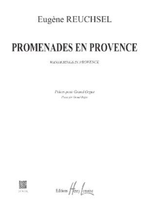 Promenades En Provence Volume 3 - Eugène Reuchsel - laflutedepan.com