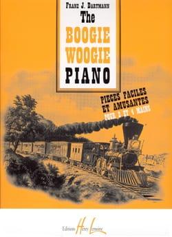 Boogie Woogie Piano. Franz J. Dartmann Partition Piano - laflutedepan