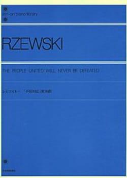 Squares / North American Ballads Frederic Rzewski laflutedepan