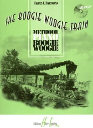 Boogie Woogie Train - Dartman - Partition - Piano - laflutedepan.com