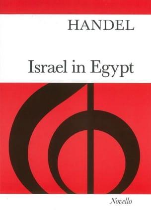 HAENDEL - Israel En Egypte - Partition - di-arezzo.fr