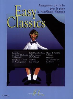 Easy Classics Partition Piano - laflutedepan