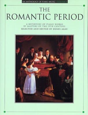 The Romantic Period Partition Piano - laflutedepan