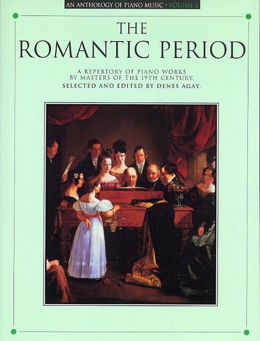 The Romantic Period - Partition - Piano - laflutedepan.com