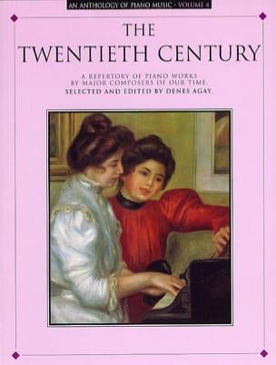 The Twentieth Century - Partition - Piano - laflutedepan.com