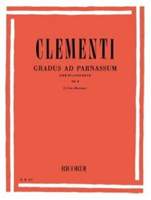 Gradus Ad Parnassum Volume 2 - CLEMENTI - Partition - laflutedepan.com