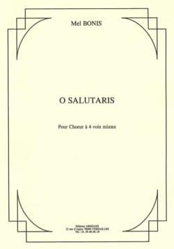 O Salutaris opus 131 Mel Bonis Partition Chœur - laflutedepan