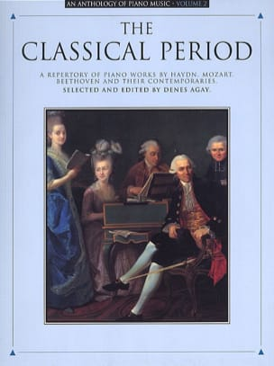 The Classical Period Partition Piano - laflutedepan