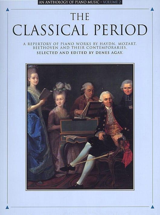 The Classical Period - Partition - Piano - laflutedepan.com