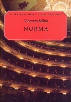 Norma BELLINI Partition Opéras - laflutedepan