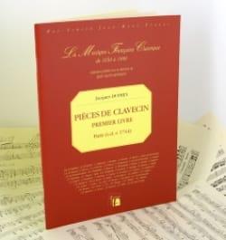 Premier Livre de Pièces de Clavecin Jacques Duphly laflutedepan