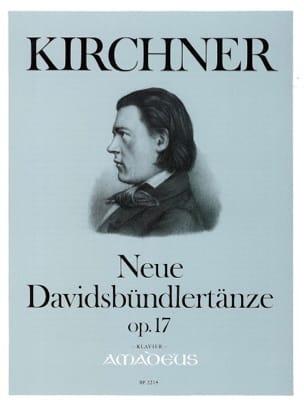 Neue Davidsbündlertänze Op. 17 Theodor Kirchner Partition laflutedepan