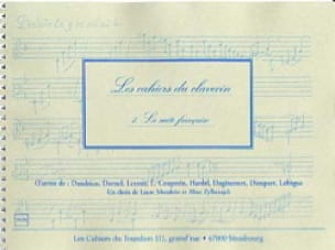 Les Cahiers Du Clavecin Volume 1 - Partition - laflutedepan.com