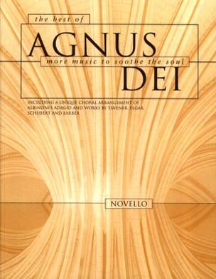 The best of Agnus Dei Partition Chœur - laflutedepan