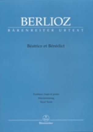 Béatrice et Bénédict - BERLIOZ - Partition - Opéras - laflutedepan.com