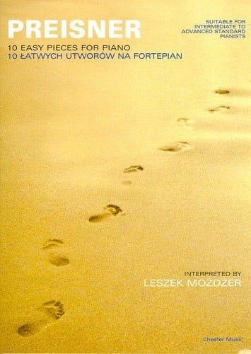 10 Pièces Faciles Pour Piano - Zbigniew Preisner - laflutedepan.com