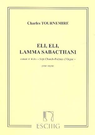 7 Chorals Poèmes Opus 67-4 Charles Tournemire Partition laflutedepan