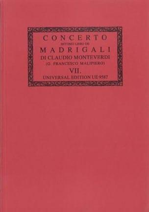 Concerto. il Settimo Libro de Madrigali A 1, 2, 3, 4, E 6 Voci 1619 laflutedepan
