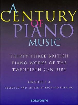 A Century Of Piano Music Grade 1 A 4 - laflutedepan.com