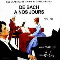 de Bach à nos Jours - Volume 3B - CD DE BACH A NOS JOURS laflutedepan