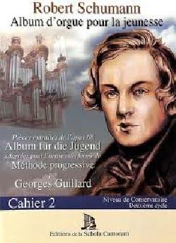 Album d'orgue pour la jeunesse. Cahier 2 Avec CD laflutedepan