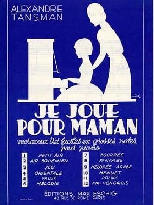Je Joue Pour Maman N°6 : Mélodie - laflutedepan.com