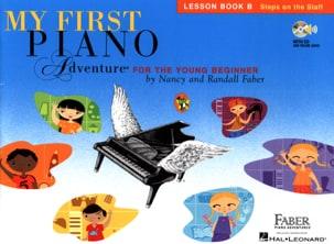 My First Piano Adventure. Book B - laflutedepan.com