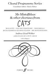 Mr Mistoffelees & Other Choruses Webber Andrew Lloyd laflutedepan