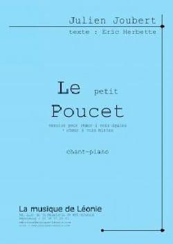 Le Petit Poucet Julien Joubert Partition Pour enfants - laflutedepan