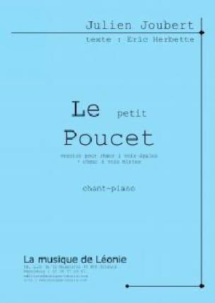 Le Petit Poucet - Julien Joubert - Partition - laflutedepan.com