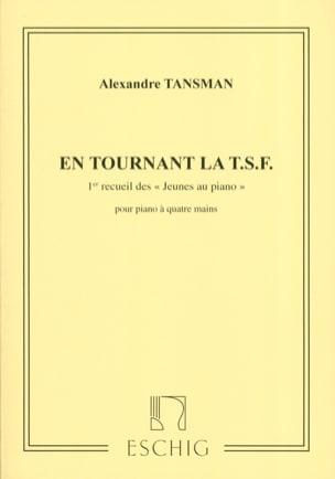 Alexandre Tansman - Gente joven en el volumen del piano 1. 4 manos - Partition - di-arezzo.es