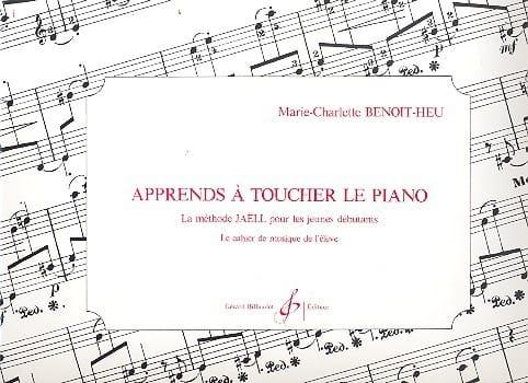 Apprends à toucher le Piano - laflutedepan.com