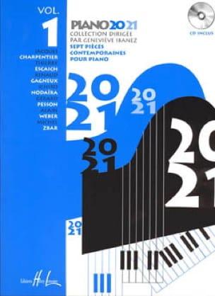 Piano 20-21 Volume 1 - genevieve Ibanez - Partition - laflutedepan.com