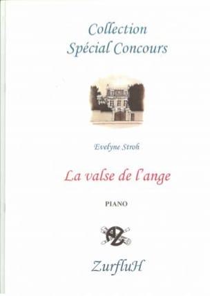 La Valse de L'ange Evelyne Stroh Partition Piano - laflutedepan